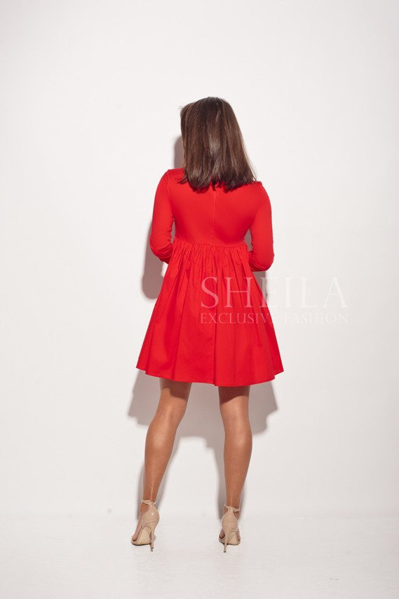 RED DRESS BABY