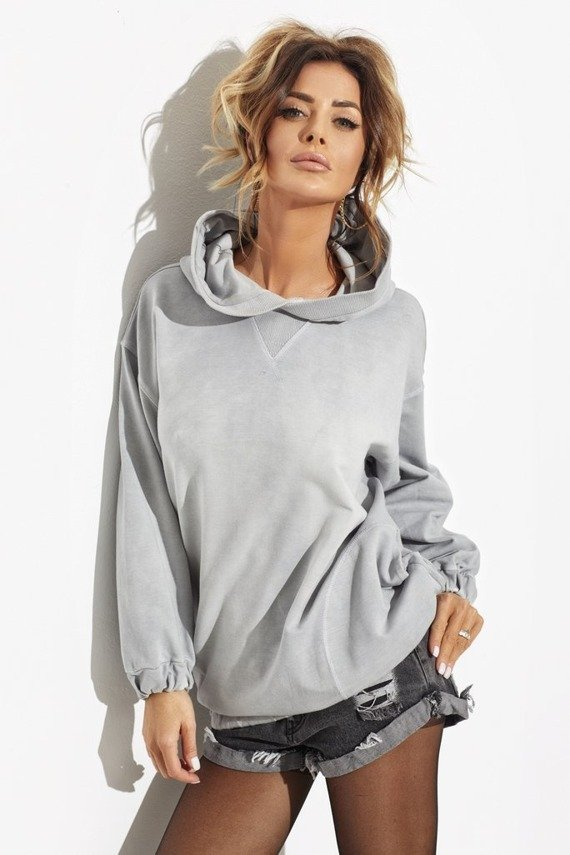 SHEILA GIRL HOODED SWEATSHIRT SHEILA SS20